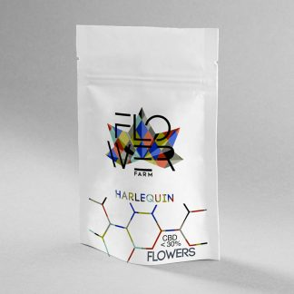 byflowerfarm harlequin pack 324x324 - Harlequin - 1gr - Flower Farm novita, cannabis-legale, cannabis-light