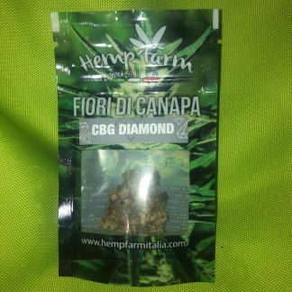 cbg diamond e1578596976551 324x324 - CBG Diamond - 1gr - Hemp Farm Italia novita, cannabis-legale, cannabis-light