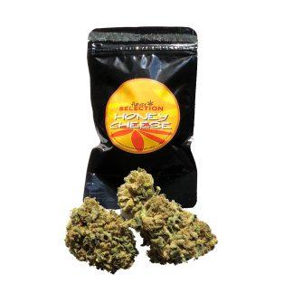 cannabis honey cheese