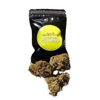 cannabis sour candy