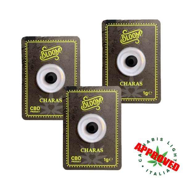 charas cbd pack 600x600 - Charas X3 Pack - 3gr - Bloom kit-pack-promo, hash-legale, cannabis-light