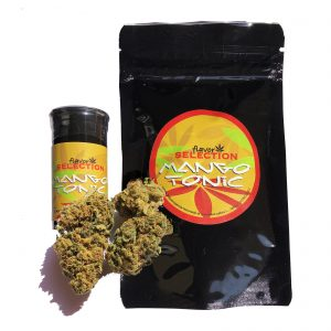 mango tonic cannabis cbd 300x300 - Mango Tonic by Flavor Selection - 3g cannabis-legale, fino-a-3-gr, cannabis-light