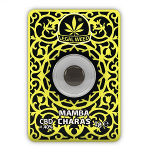 mamba charas cbd light
