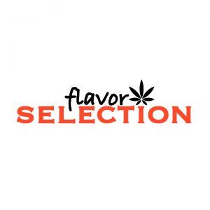 cannabis light flavor selection