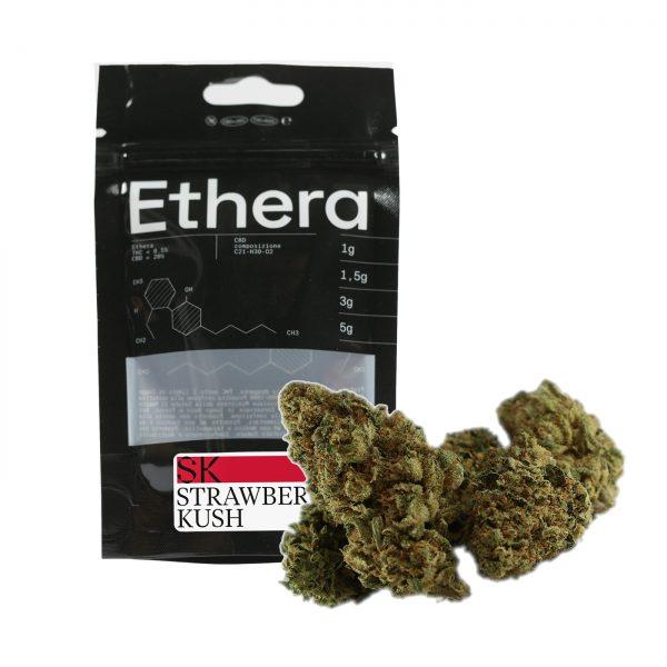 cannabis light strawberry