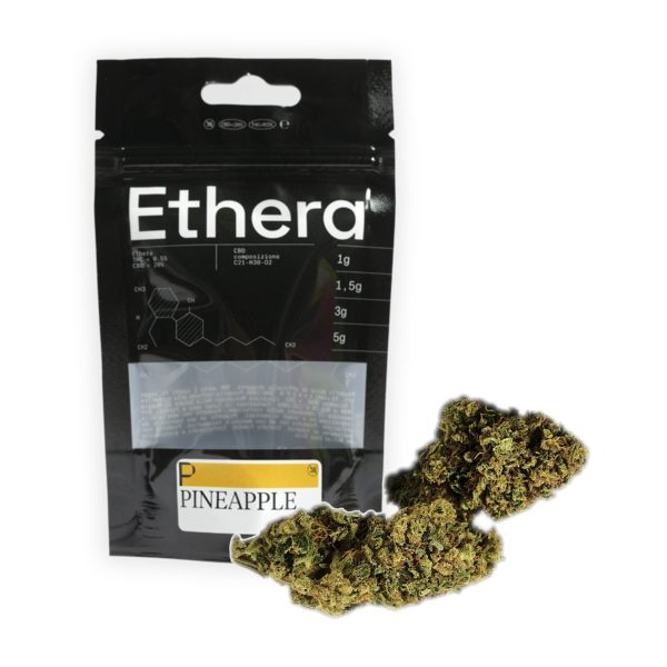 cannabis legale pineapple cbd