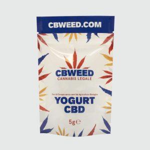 cannabis light yogurt