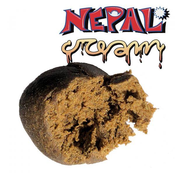 cbd hash light nepal cream flavor selection